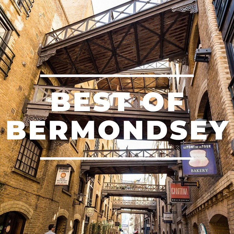 Best of Bermondsey - Off The Beaten Track