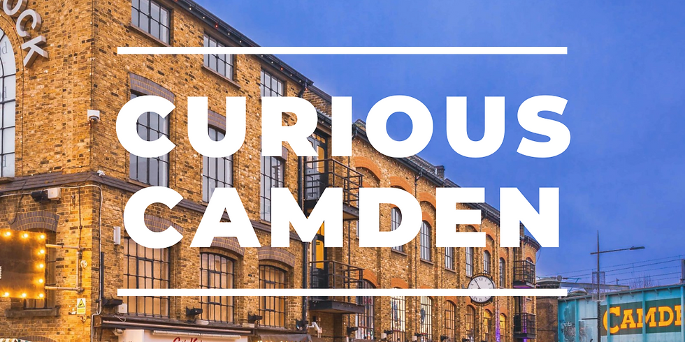 Curious Camden - More Than Just A Canal