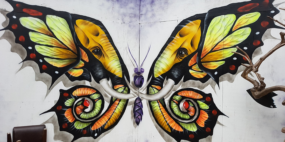 Street Art Virtual Tour