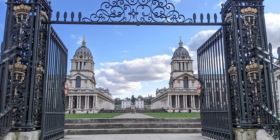 Glorious Greenwich - Where Time Begins
