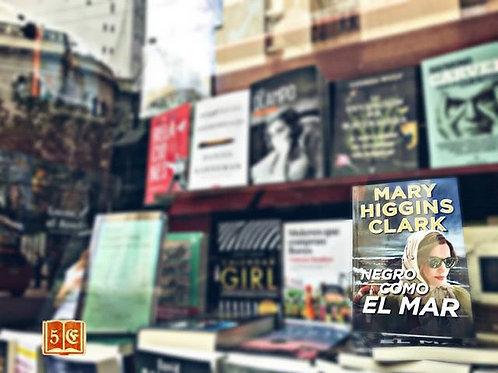 Negro Como el Mar - Mary Higgins Clark