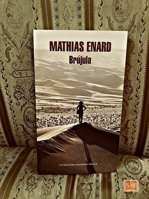 Brújula - Mathias Enard