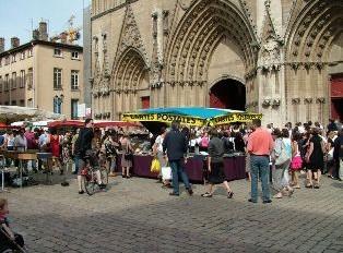 Brocante du Vieux-Lyon