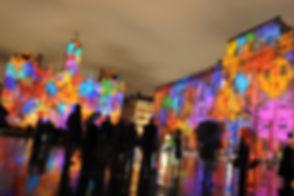 LA FETE DES LUMIERES : 4 jours autour du 8 Décembre pendant lesquels les Lyonnais illuminent leurs fenêtres avec des bougies. Les monuments de la ville sont embrasés par des techniciens professionnels venus du monde entier. La fête est de rayonnement international avec près de 4 millions de personnes.