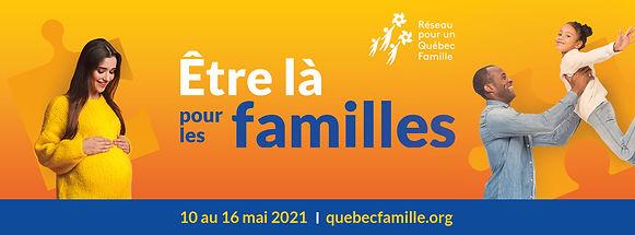 La MRC continue d'« Être là pour les familles »