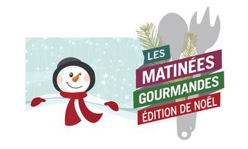 L'édition de Noël des Matinées gourmandes est lancée!