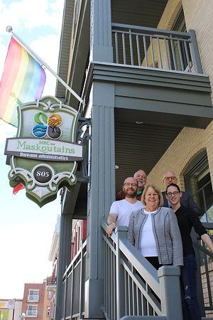 La MRC des Maskoutains participe à la lutte contre l'homophobie et la transphobie