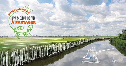 Notre campagne, un milieu de vie à partager - l'eau