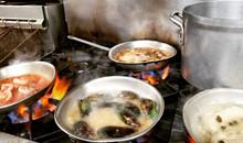 kitchen cooking