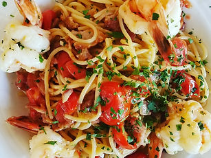 Gnocchi Primavera pasta special at Joe's Ristorante & Pizzeria