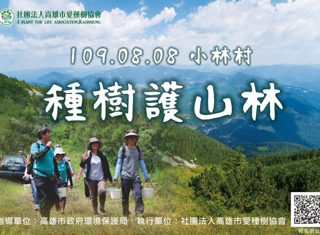 🌳《小林村11週年種樹活動》