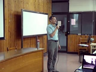 愛種樹專題講座NO.7:一個人的中央山脈