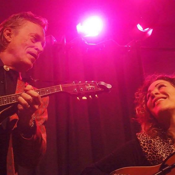 Dana Kurtz and Robert Maché