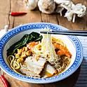premium prawn noodles