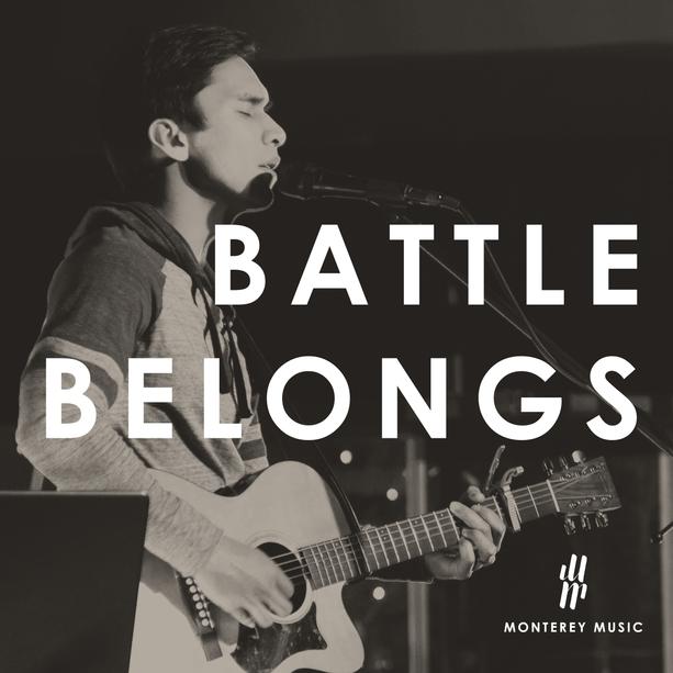 Battle Belongs (Acoustic Version)