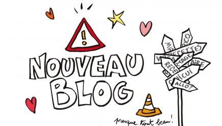 Bientôt des articles dans notre nouveau blog !
