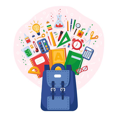 bigstock-Collection-Of-School-Supplies--