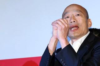 張宇韶/韓國瑜選戰策略,已進入理性絕緣體的困境