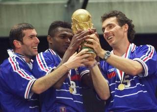 二十年輪迴重奪世界盃 法國的新民族誕生