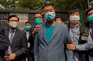 吳介聲/香港418大拘捕:「趁疫打劫」再度激起抗爭?