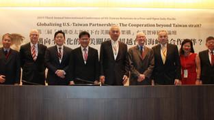 台灣智庫「邁向全球化的台美關係:超越台灣海峽的合作夥伴?」第三屆台美國際論壇 會後新聞稿