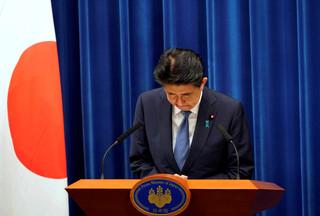 任期最長首相終須一別──安倍晉三施政總體檢