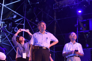 領導者的氣質──柯韓蔡不同等級的類比