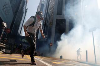 香港抗爭,北京可能的反撲會是……
