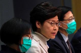 林鄭、譚德塞和范瑋琪——為北京服務的Globalist