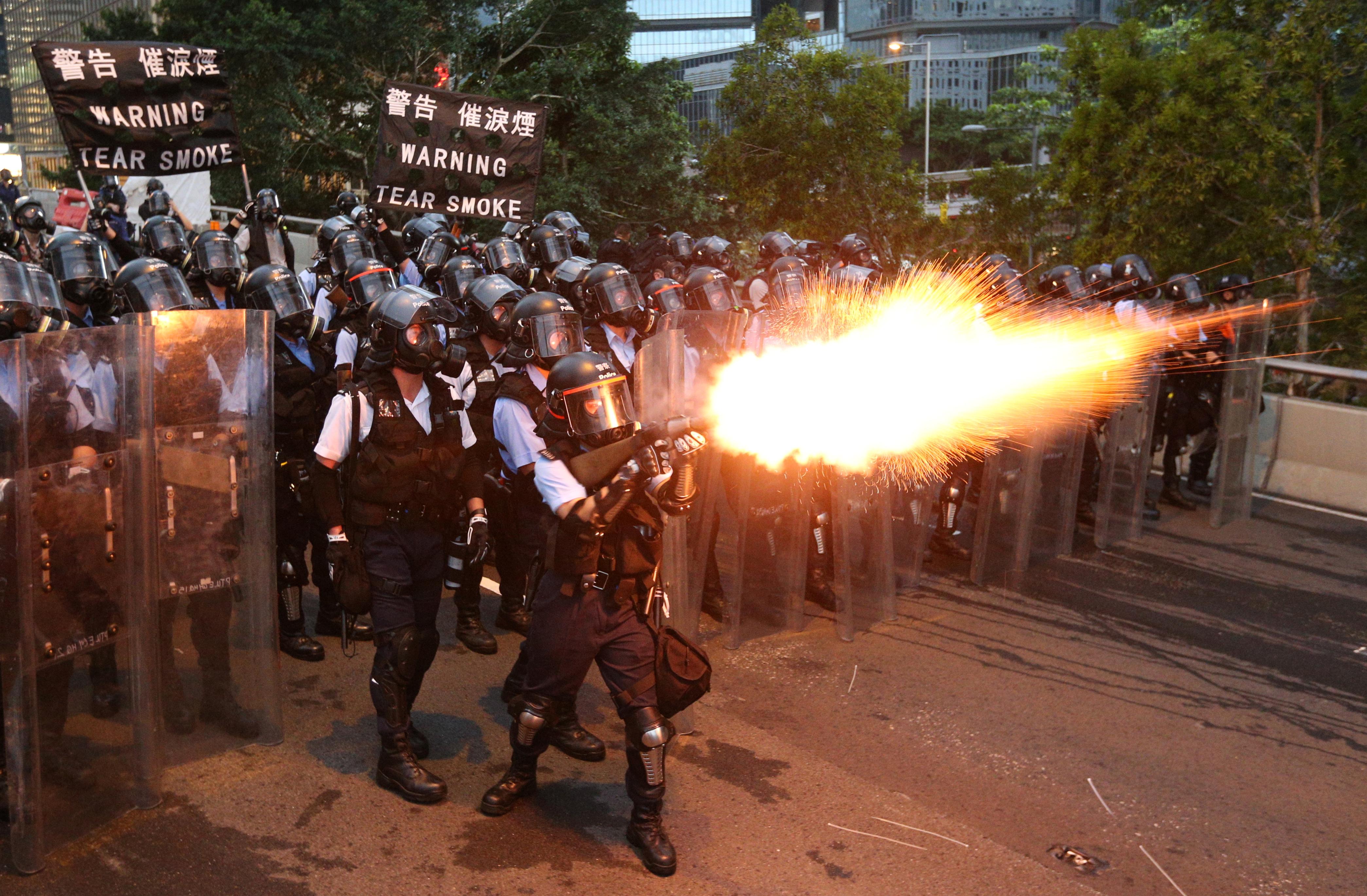 葉國豪:香港612鎮壓,牽動了什麼國際變化?
