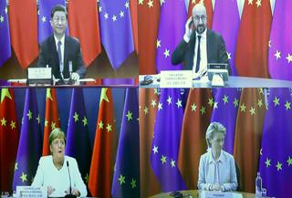 為跨大西洋關係帶來陰影的歐中投資協議