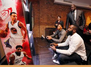 NBA如何擁抱電競賽事