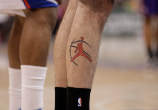 運動員的刺青—是財產還是藝術?