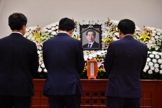 勤政愛民卻捲入性騷擾疑雲,首爾市長走上絕路