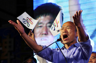 1124過後,脆裂、位移中的台灣政治板塊