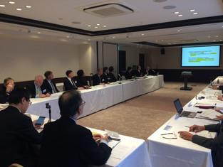 台灣智庫第三階段台美日三方安全對話第一回合於東京舉行新聞稿