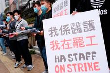 「武漢肺炎」退避雖可恥但有用,不封關就罷工