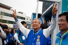 引來黨內對立的「公開道歉」,南韓保守派的迷茫未來