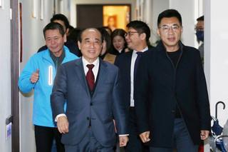 張宇韶/王金平再度操作「出口轉內銷」政治劇本,圖謀黨內與兩岸影響力