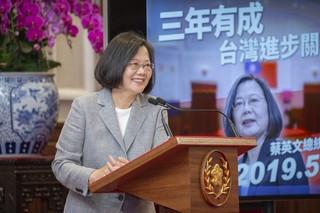 張宇韶/中共強勢與國民黨示弱,成就蔡英文兩岸政策的戰略定力