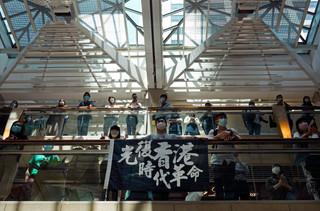 據說香港的公民不服從失敗了,那台灣呢?