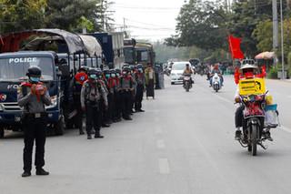 緬甸、伊朗:拜登政府多邊主義的兩場大考