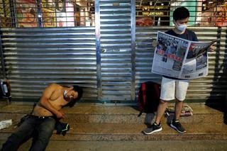 國安法與香港人抵抗的藝術