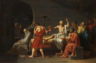 蘇格拉底之死、防禦性民主與去納粹化