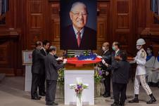 從四位元首的喪禮看台灣的轉變