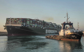 從蘇伊士運河卡船事件看航運界沉痾
