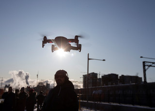 吳介聲/遍布天空的威脅:國際紛禁大疆無人機,台灣警覺度不足?