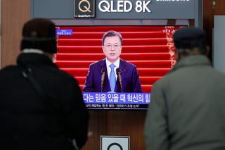 疫情打擊經濟+房價失控,南韓文在寅政府陷危機