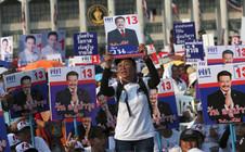 美共角力下的泰國大選前瞻
