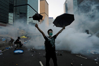 六四前夕的香港:一場關於記憶的無聲內戰